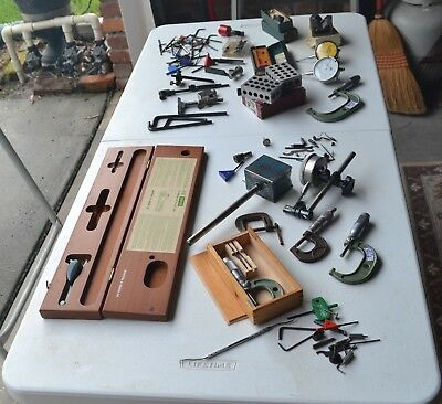 Machinist Tools - Miscellaneous Parts - One Price For All