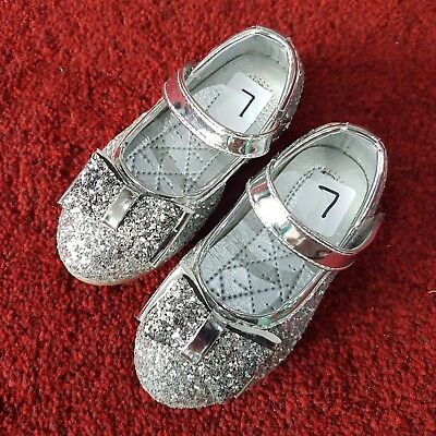 Communion, Flower-Girl Bridesmaid Pink-XD-03 Party Girls Sequinned Shoes