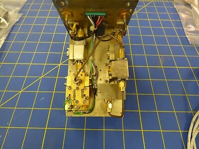 Micromega 10Ghz RF Module for Parts Isolator Amplifier Oscillator