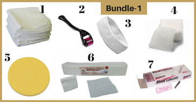 Gold Cosmetics & Supplies Bundles Skin Care Esthetics Spa Special Prices (1-10)