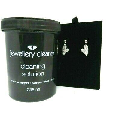 Jewellery Cleaner Liquid Cleaning Solution Gold/Silver/Gems/Platinum