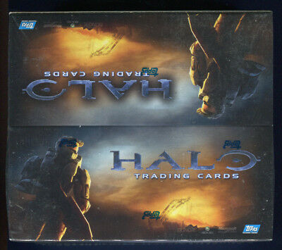 2007 Topps Halo Factory Sealed 24 Pack Unopened Hobby Box (A)