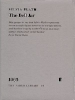 The Bell Jar (Faber Library) by Plath, Sylvia