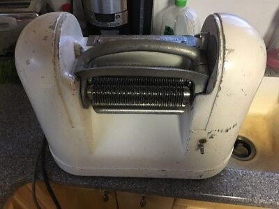 meat tenderizer machine steakmaster model 400 (Hobart-Federal engineering corp.)