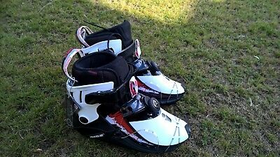 Powerslide VI Boots UK6 for speed-skates or Nordic skates