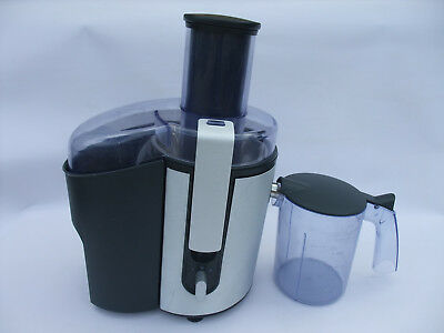philips juicer hr1861 used twice complete with manual recipe book rh picclick co uk Philips Mini Juicer Philips Viva Collection Juicer