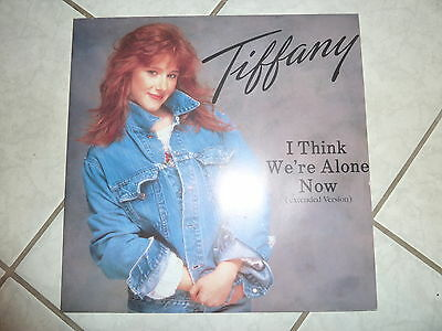 Maxisingle I Think We´Re Alone Now von Tiffany