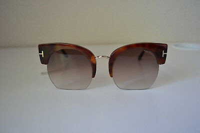 e0fae08752696 TOM FORD SAVANNAH-02 TF552 53F Sunglasses Brand new Made in Italy ...