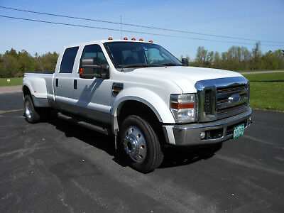 2008 Ford F-450 Lariat 2008 FORD F450 DUALLY PICKUP TRUCK