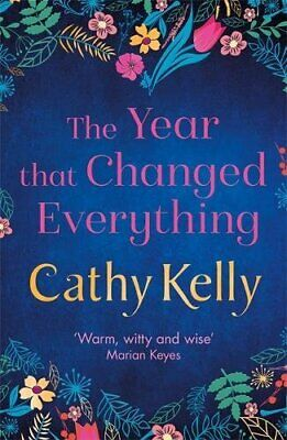 The Year that Changed Everything by Kelly, Cathy Book The Cheap Fast Free Post