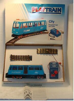 """Faller (eco) Playtrain 6340 """"City"""" in OVP!"""