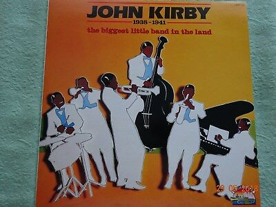 John Kirby    1  LP   Jazz      RAR