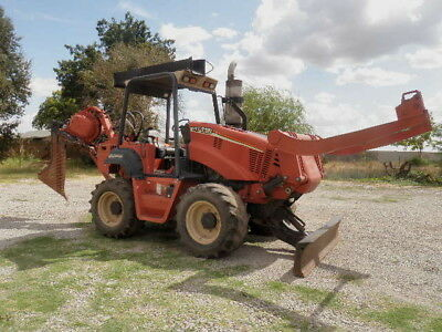Ditch Witch RT115 Vibratory Cable Plow