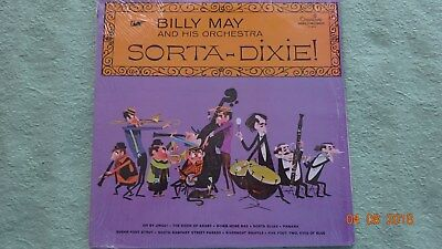 Billy May & His Orch.  (Sorta-Dixie)   1  LP   Jazz      RAR