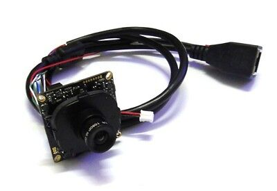 HD CCTV 1080P 2MP Network IP Camera Module PCB board 2.0mp Security, 3.6mm lens