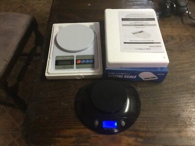 BRAND NEW Cen-Tech Digital Scale 3modes grams, ounces, pounds. Max. 11lbs.
