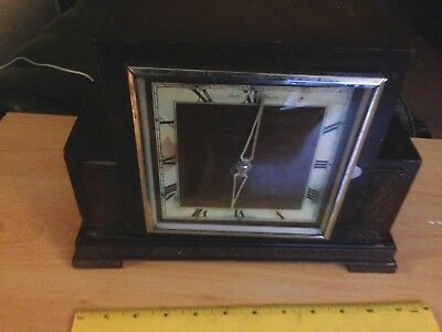 Smiths Synchronous Electric Mantle Clock