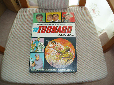 TV Tornado annual/book 1969/70