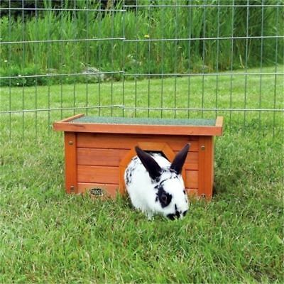Trixie Natura Small Animal Rabbit Pet Home House Outdoor Hut for Enclosure Hutch