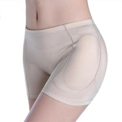 Women Butt Lifter Push Up Buttock Booster Padded Underwear Hip Shaper Enhancer