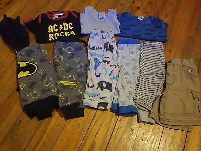 boys size 0 mixed bundle