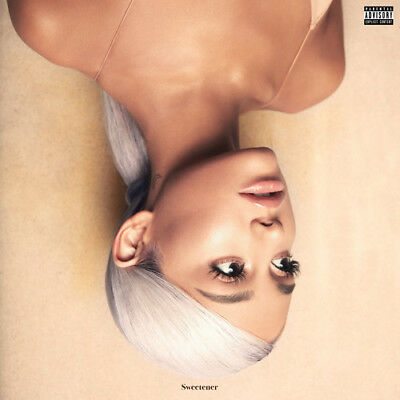 Ariana Grande - Sweetener [New CD] Explicit