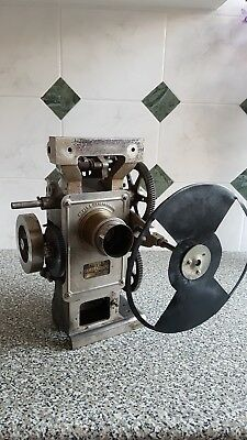 Antique 35mm Powers Cameragraph projector