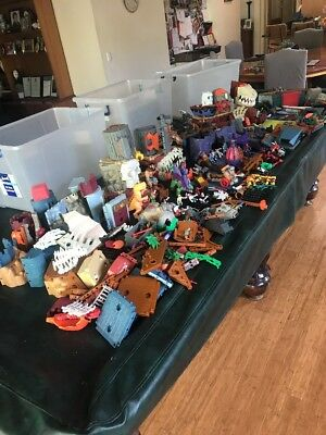 IMAGINEXT !!  HUGE BUNDLE!!!  2 Big Crates Full!!! Exc. Condition