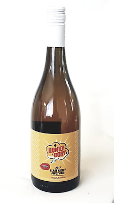#hunky Dory Clare Valley Pinot Gris 2017 6 Bottles  White Wine- Free Delivery
