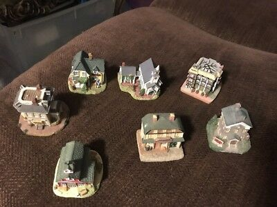 LOT OF 7 International Resourcing Services 1991 Houses Village