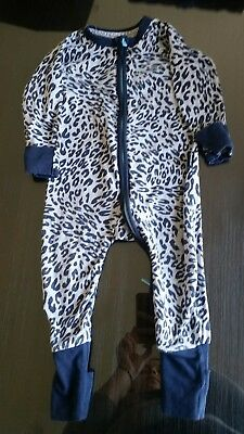 Bonds Size 0 Zippy Wondersuit Jumpsuit