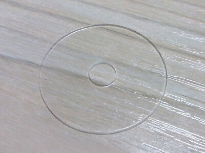 """Audio Technicas 45 RPM Turntable Adapter 7"""" Vinyl LP SME Record Spindle Washer"""