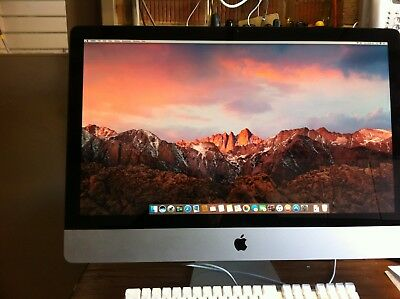 """apple imac  24"""" all in one"""