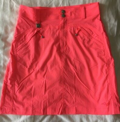 Röhnisch Golf Rock, Damen Skort, S/ 36, Pink, Kurz, Light Style, Top!