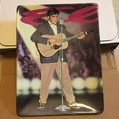 "Elvis Limited Edition Collector Plate, Elvis: At the Beginning: ""Love Me Tender"""