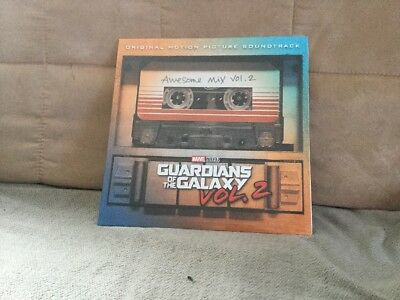 Awesome Mix Volume 2 - Soundtrack zum Film Guardians of the Galaxy 2