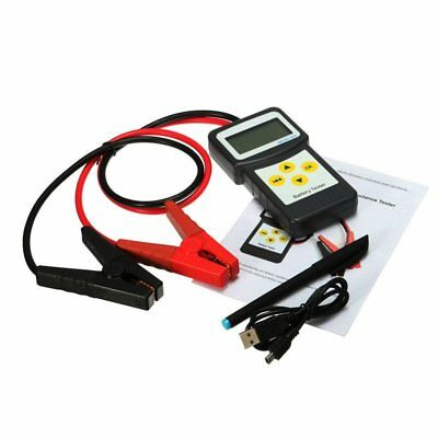 Micro-200 12V Vehicle Car Battery Load Tester Accurate Vehicle Diagnostic Tool