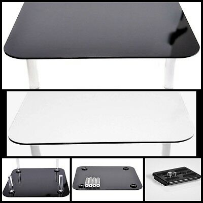 Magnetic Display Black White Interchangeable Table Top For Product Photography