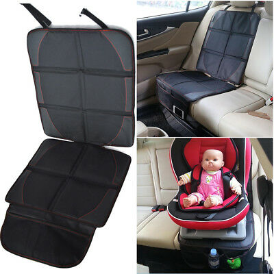 Car Seat Protector Saver Cover Mat for Back Seat Child Baby Travel Non-SlipUK