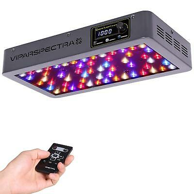 VIPARSPECTRA Timer Control Series VT300 300W LED Grow Light - Dimmable VEG/BLOOM