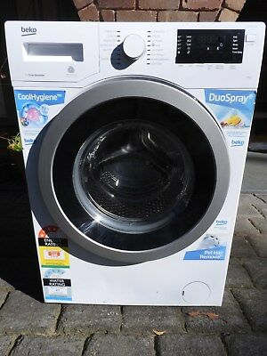 Beko 8kg Front Load Washer-WMY8046LB2