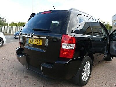 2011 kia sedona driver transfer wheelchair accessible disabled mobility vehicle