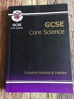 Gcse Core Science Complete Revision And Practice