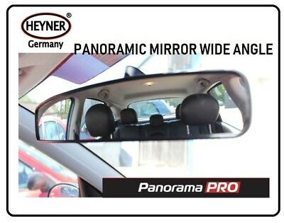 Panoramic mirror wide angle 430 x 80mm TAXI CAR BUS rear view full visibility