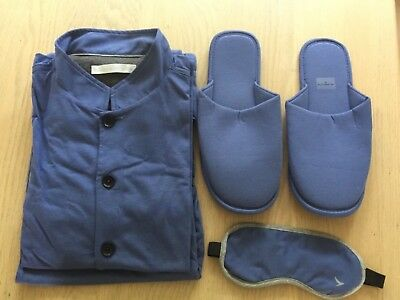 NEW Cathay Pacific First Class PYE Airline Pajamas Large