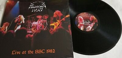 LP DIAMOND HEAD Live At The BBC 1982 ATOS RECORDS atos 2 - STILL SEALED