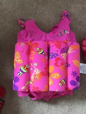 Zoggs float swimming costume 2-3 Years