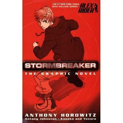 Alex Rider: Stormbreaker: the Graphic Novel Horowitz, Anthony (Author)/ Kanako (