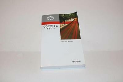 14 14 5 2014 2014 5 toyota camry owners manual 20 65 picclick rh picclick com 2015 toyota corolla owners manual buy 2015 toyota corolla owners manual online