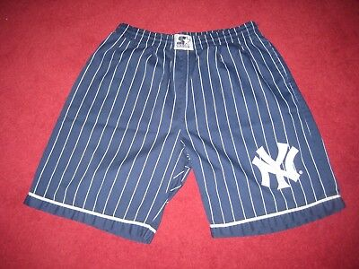 New York Yankees Shorts by Starter c.1991 - Size XL
